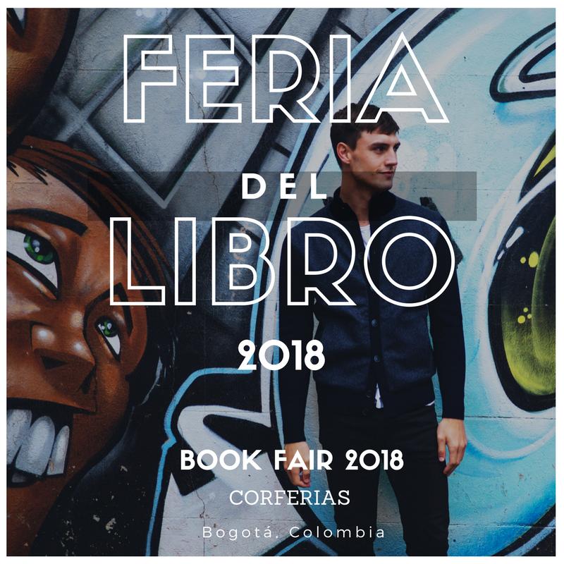 The Book Fair in Corferias 2018