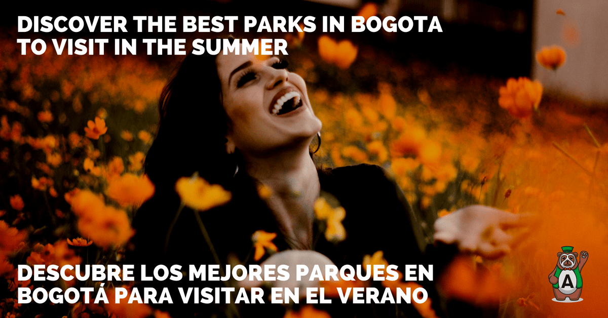 Discover the best parks in Bogota to visit in the summer